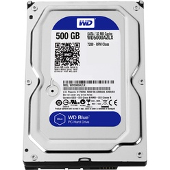 Western Digital 500GB 7200RPM 6GB/S 32MB WD5000AZLX