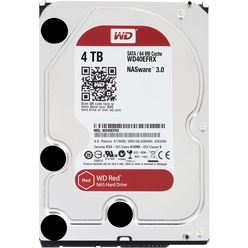 Western Digital 4TB 6GB/S 64MB RED WD40EFRX