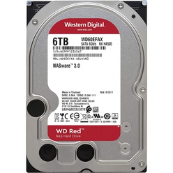 Western Digital 6TB 6GB/S 256MB RED WD60EFAX