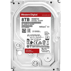 Western Digital 8TB 6GB/S 256MB RED WD80EFAX