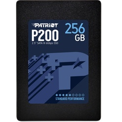 Patriot SSD 256GB P200S256G25