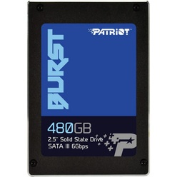 Patriot SSD 480GB PBU480GS25SSDR