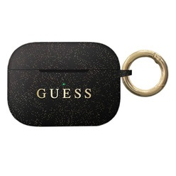 Guess Silicone Case черный