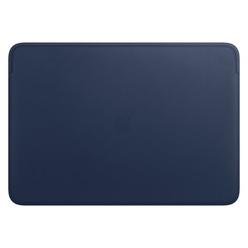 Apple Leather Sleeve Midnight Blue