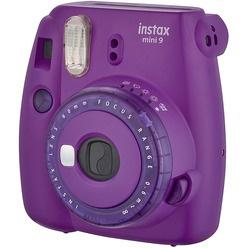 Fujifilm Instax Mini 9 Clear Purple EXD
