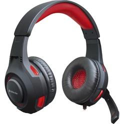 Defender Warhead черно-красный