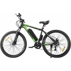 Eltreco XT 600, черно-зеленый-2130