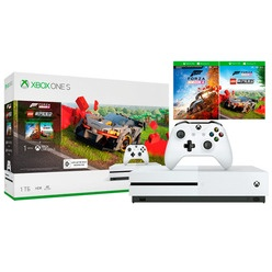 Microsoft Xbox One S 1 TB (234-01131) Forza Horizon 4 + LEGO Speed Champions