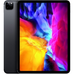 Apple iPad Pro (2020) 11 Wi-Fi+Cellular 128GB серый космос