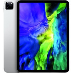 Apple iPad Pro (2020) 11 Wi-Fi+Cellular 256GB серебристый