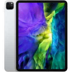 Apple iPad Pro (2020) 12.9 Wi‑Fi+Cellular 128GB серебристый