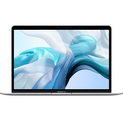 Apple MacBook Air 13 серебристый (MVH42RU/A)