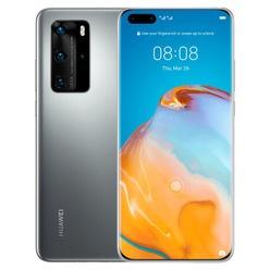 Huawei P40 Pro мерцающий серебристый
