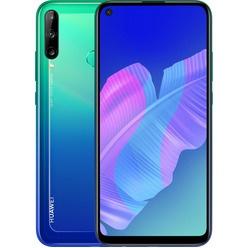 Huawei P40 lite E ярко-голубой