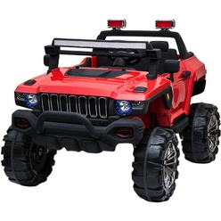 Toyland Jeep Big QLS 618 бордо