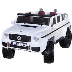 Toyland Mercedes Benz G Maybach YBG9144 белый