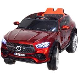 Toyland Mercedes Benz GLE купе YCK5716 красный