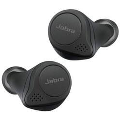 Jabra Elite 75t, чёрный