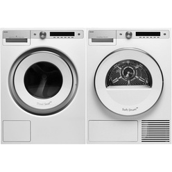 Asko W6098X.W / T608HX.W стиральная машина/сушильная машина