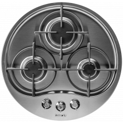 Foster RONDO Gas Satin Steel(7052 022)
