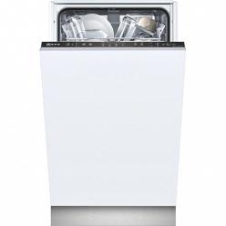 Черная Встраиваемая посудомоечная машина NEFF S58E40X0