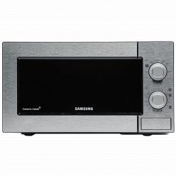 Серебристая Микроволновая печь Samsung ME 712MR