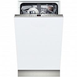 Встраиваемая посудомоечная машина на 9 комплектов NEFF S58M43X1