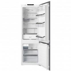 Встраиваемый холодильник c генератором льда Smeg CB30PFNF
