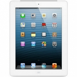 Apple iPad 4 128Gb Wi-Fi + Cellular White ME407