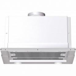 Серебристая Встраиваемая вытяжка Bosch DHI 665V