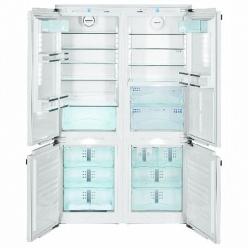 Встраиваемый холодильник двухкомпрессорный Liebherr SBS 66I3