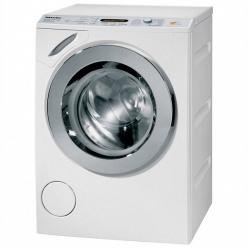 Белая Встраиваемая стиральная машина Miele W 6564 WPS