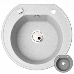Кухонная мойка Kuppersberg BALI 1B Серый металик