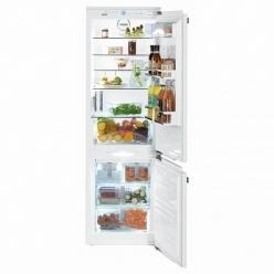 Встраиваемый холодильник с большой морозильной камерой Liebherr ICN 3366