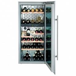 Серебристый Винный шкаф Liebherr WTEes 2053