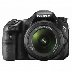 Цифровой фотоаппарат Sony SLT-A58K//Q