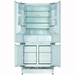Белый Встраиваемый холодильник Kuppersbusch IKE 4580-1-4 T
