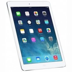 Apple iPad Air 32Gb Wi-Fi+Cellular Silver MD795