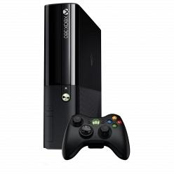 Microsoft Xbox 360 E 250 Gb + Halo 4 + Tomb Raider