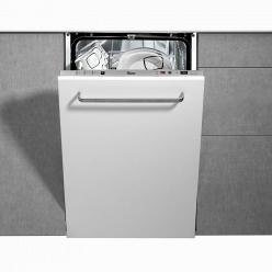 Серебристая Встраиваемая посудомоечная машина Teka DW7 41 FI INOX