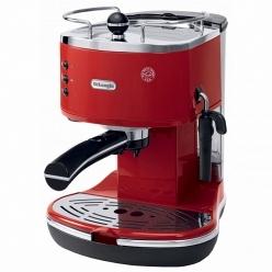 Кофеварка для чалдов Delonghi ECO 310.R красная