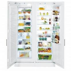 Встраиваемый холодильник с большой морозильной камерой Liebherr SBS 70I4 (SIGN 3566+IKBP 3550)