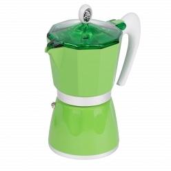 Кофеварка G.A.T 103803 BELLA зеленая