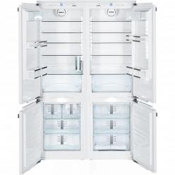 Встраиваемый холодильник двухкомпрессорный Liebherr SBS 66I2