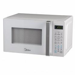 Белая Микроволновая печь Midea EG 820 CXX-W