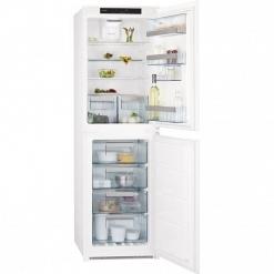 Встраиваемый холодильник двухкамерный AEG SCT981800S