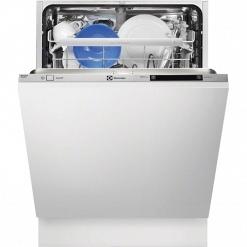 Серебристая Встраиваемая посудомоечная машина Electrolux ESL6810RA