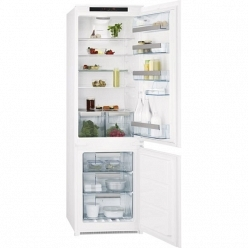 Встраиваемый холодильник двухкамерный AEG SCT91800S0