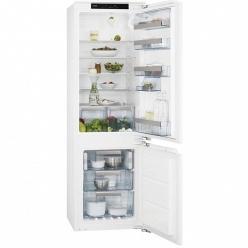 Встраиваемый холодильник двухкамерный AEG SCN71800C0