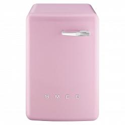 Розовая Стиральная машина Smeg LBB14RO